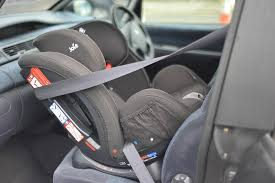 common car seat errors rear facing toddlers