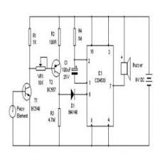 smart vibration sensor engineersgarage vibration sensor circuit diagram