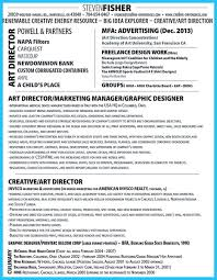 10 Art Director Resume Collection Resume Template
