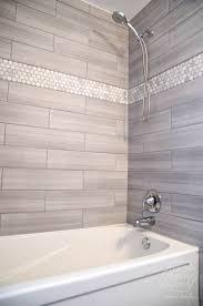 bathroom tiles ideas. Delighful Ideas Bathroom Shower Tile Ideas Lapland Pearl Twotone Tile Pattern QGUKHMK Throughout Tiles O