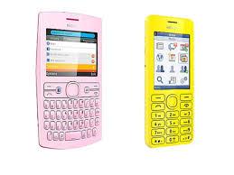 PICS: Nokia Asha 205/206