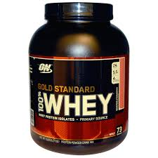 optimum nutrition gold standard 100 whey delicious strawberry 5 lbs