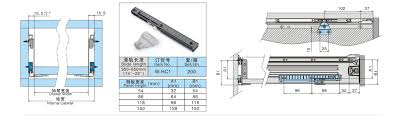 soft close drawers box:  install info soft close device for metal box roller slide bb slide cropped