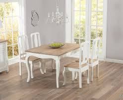 shabby chic dining sets. Incredible Shabby Chic Dining Table And Chairs Buy The Parisian 130cm Shab With At Oak Sets E