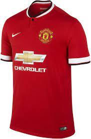 Manchester United new kits 2014/15 season | Camisetas deportivas, Camisetas  de fútbol, Camisetas