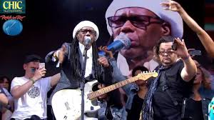 Nile Rodgers & <b>Chic</b> - Good Times - YouTube