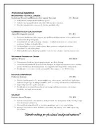 What To Put In Professional Profile On Resume Resume Professional Profile Examples Executive Assistant Resume With