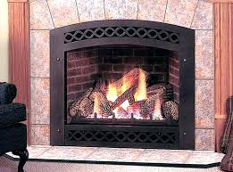 propane fire place fireplace logs with remote kit outdoor canadian tire