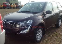 new car launches may 2015New Mahindra XUV500 Model Launch Price in India Pics