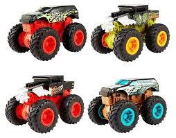 Купить Модель <b>машины Hot Wheels</b> Монстр трак 1:43 (GCF94) по ...
