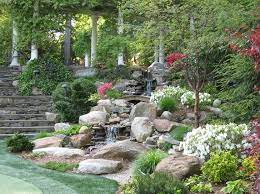 hill landscaping original and