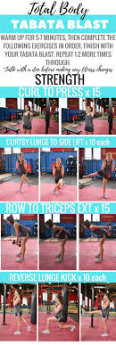 total body strength tabata workout combine compound strength exercises calorie torching tabata intervals for an effective and sweaty workout