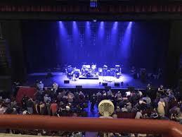 Chicago Theatre Level 5 Loge