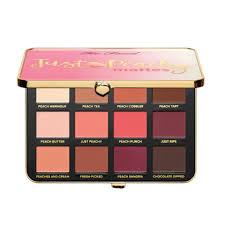 <b>Too Faced Just</b> Peachy Eyeshadow Palette - LOOKFANTASTIC