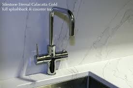 gold edit calacatta silestone sample gold integrity top a e 1 cost calacatta silestone images