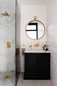 What's Next: 11 New Trends for the Bathroom. Black Marble ...