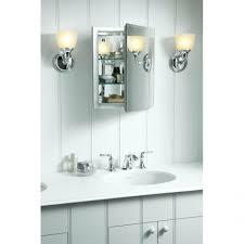 Craftsman Medicine Cabinet Mirror With Medicine Cabinet Kohler 16quot X 20quot Aluminum