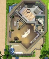 Bathroom Floor Song Mod The Sims Modern Luxury 1 Bedroom 1 Bathroom