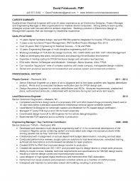 Research Paper Senior Electrical Engineer Sample Resume Engineering