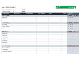 6 Free Marketing Plan Templates Marketing Com Au