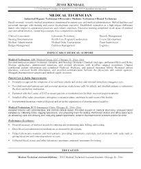 Ekg Technician Resume This Is Technician Resume Patient Care