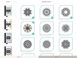 Pigment Brings Adult Coloring Books To Ipad Pro With Apple Pencil