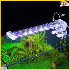 Đèn Led Kẹp Bể Cá Mini - Led Kẹp Bể Cá Xuanmeilong XML-40L 12W | Đèn hồ cá