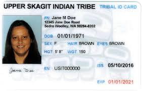 Id Board Identification State As Tribal Cannabis And Washington Cards Liquor