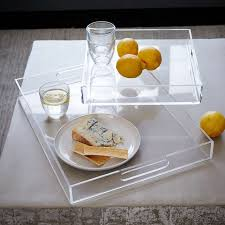 Acrylic Decorative Tray