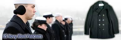 us naval style pea coats