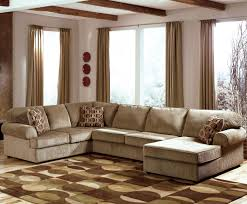 Living Room Furniture Indianapolis Vista Cappuccino Casual 3 Piece Sectional With Right Chaise By