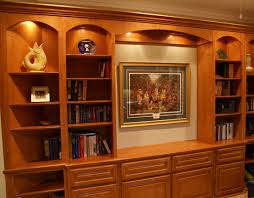 built in home office cabinets. Built In Cabinets, This Las Vegas Home Office, Provide Extra Storage And Display Office Cabinets