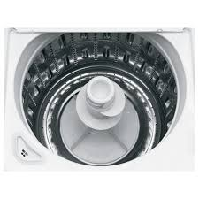 Top Load Washers With Agitators Gtwn4250dws Ge 39 Cu Ft Capacity Washer White Airport Home