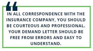 how to write an effective demand letter mccormick murphy writing the demand letter