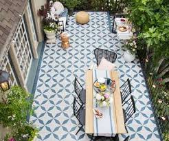 latest craze european outdoor furniture cement. How To Add A Pop Of Color Your Outdoor Space With Cement Tiles Latest Craze European Furniture U