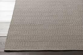 grayton hand woven greige indoor outdoor rug detail