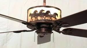 ceiling fan rustic