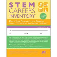 What Are Stem Careers Stem Careers Inventory