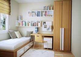 Single Bedrooms Bedroom Decorative Interior Teen Bedroom Featuring White Single