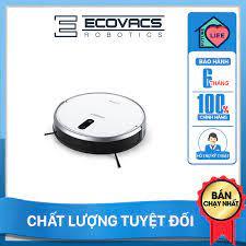 Robot Hút Bụi Thông Minh Ecovacs Deebot OZMO 710 - DS3G - Hàng Chính Hãng  BH 18 Tháng