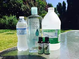 what the horse fly spray homemade vs