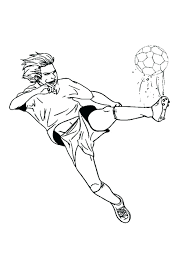 Soccer Coloring Pages Free Printable Soccer Coloring Pages Soccer
