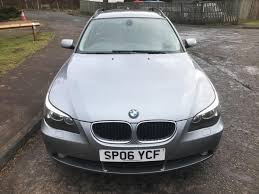 Coupe Series bmw 2006 5 series : Used 2006 BMW 5 Series 520d SE Touring for sale in Jedburgh ...