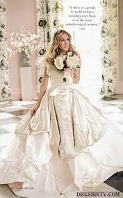 Carrie Bradshaw Taffeta Ball Gown Carrie Bradshaw Sex And The City Wedding Dress