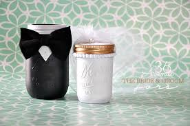 Cute Jar Decorating Ideas Mason Jar Crafts Groom Bride The 100th AVENUE 49