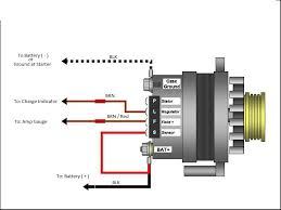 1 wire alternator diagram images wire delco remy alternator image have been reduced in size click to view fullscreen
