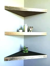 corner shelf plans corner shelf white floating shelves small unit bookshelves plans diy floating corner shelves