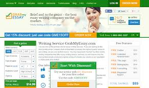 top custom essay writing services ranked by students grabmyessay com detailed review