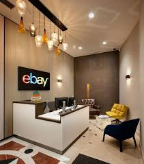 cool office reception areas. cool and funky reception area for ebay office areas o