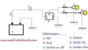 relay wiring schematics relay automotive wiring diagrams wiring diagram lampu hazard mobil